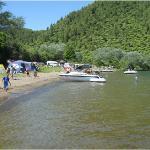 Lake Okareka Campsite 4