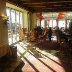 Sala buffet, coffee break pomeridiano, aperitivi
