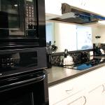 kitchen in the condo