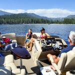 Boating Lake Tahoe!