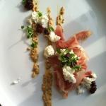 Fresh Mozzarrella Small Plate