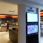 The Servery at Terrace Cafe (cafeteria style)