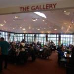 The Gallery Dining area at Terrace Cafe (cafeteria style)
