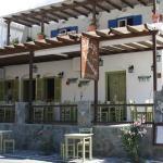 Thymari restaurant, Kamares, Sifnos, Greece