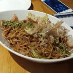 Deliciosos los yakisoba de pollo
