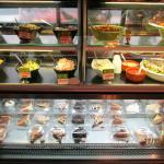 Salads & desserts
