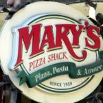 Mary's Pizza Shack, Rohnert Park, Ca