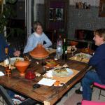 dîner avec les patrons