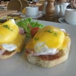 Egg's Benedict. Temptation alert!
