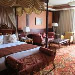 ヨーロッパ調の豪華な室内