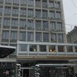 Hotel Metropol am Bahnhofplatz