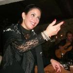 Fadista Ana Marques.