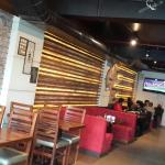 Interior of Cafe Oz