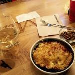 Wine, Mac&Cheese, and Coffee