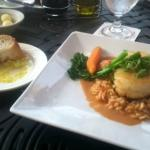 Chilean sea bass special