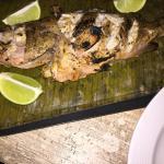 Pescado del dia a la plancha (Grilled Catch of the day)