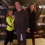 Our pic w the a life size John Taffer