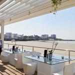 DE JOUR Magnifique terrasse panoramique sur la plage de Pontaillac