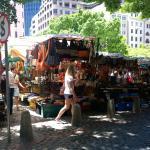 Green Market Square market - fun!