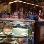 Dessert cabinet!