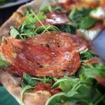 Pizza Spianata Piccante