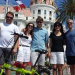 Annabel, Ashton, Bianca, Christian, Greg and Sandy:  Friends we met that day