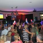 We had a fantastic night meeting up with old school friends and dancing to 2 Shots Classic Rock