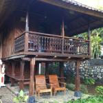 bungalow look like authentic chalet