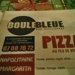 La Boule Bleue resmi