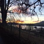 Loch Tay views in the morning.
