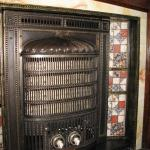 Restored Original to House 1927 Electric Fireplace