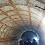 墳墓内天井