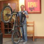 Howe Sound Inn allows bikes!