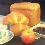 Continental Breakfast provided