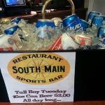South Main Restaurant & Sports Bar