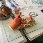 Hot-Dog de Homard