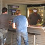 Bar ist eröffnet