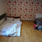 korean style room ( triple room )