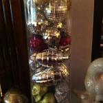 Dec 2014: Nothing says Christmas like silver hand grenades and glittery skulls! lol