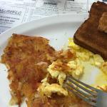 Breakfast the way I like it!