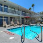 Motel 6 Santa Ana Foto