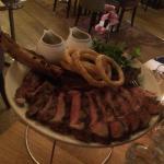 Tomahawk steak - worth trying!!