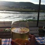 White Wine on the Rhine... YES PLEASE!