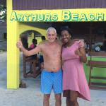 Foto di Arthur's Beach Restaurant & Bar