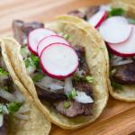 """Outer skirt tacos """"El gallo"""""""