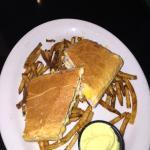 Delish Cuban Press Sandwich at Giggity's