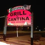 Payares grill and cantina family restaurant!