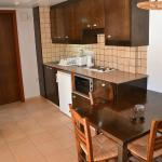 cuisine, salon, lit d'appoint