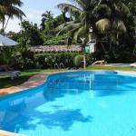 En härlig pool