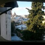Foto dalla finestrella della camera